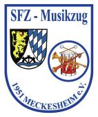 Wappen des SFZ Musikzug Meckesheim e.V.